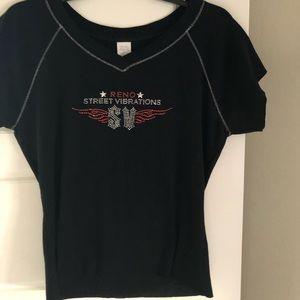Tops - Street Vibrations Reno T-Shirt